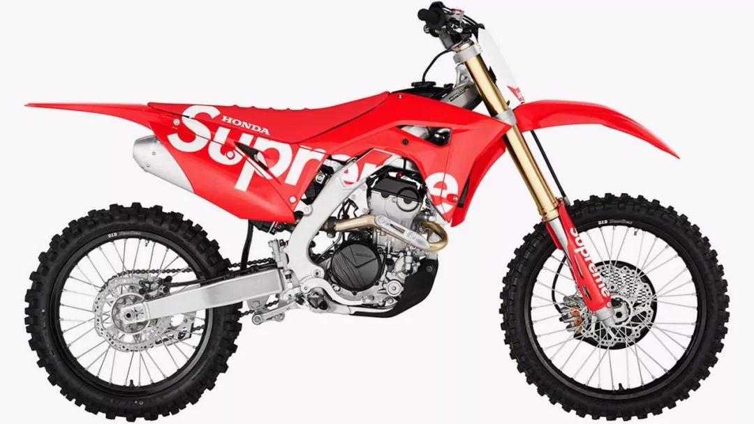 摩托车也可以被解雇,至尊联合CRF250R价格在几天内飙升了3倍!
